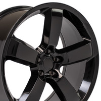 SRT Rims Black