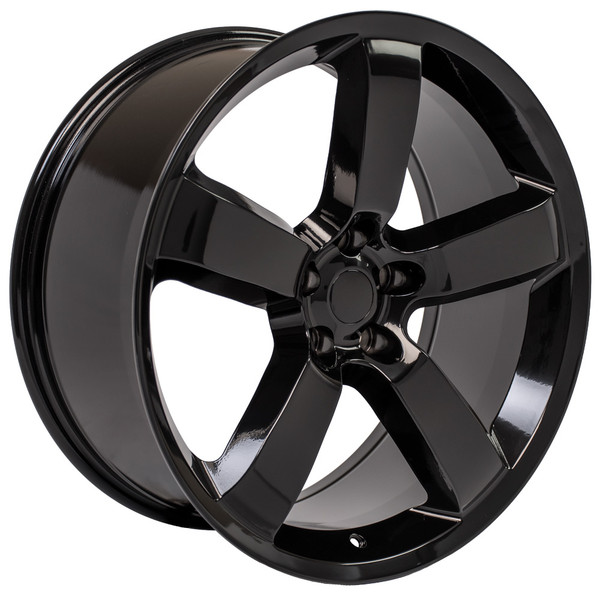 Black SRT Rims for Sale