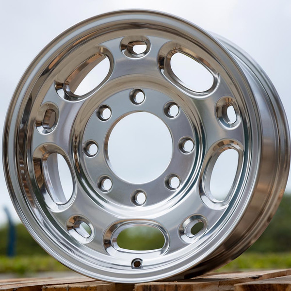 16x6.5 Polished rim for Avalanche