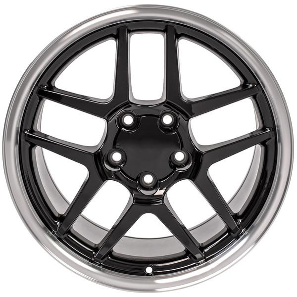 C5 Z06 wheels for a c4 corvette