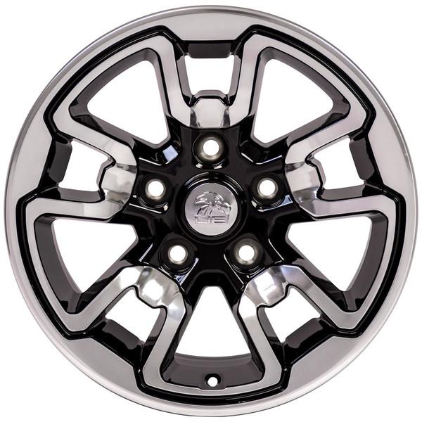 Wheels for RAM