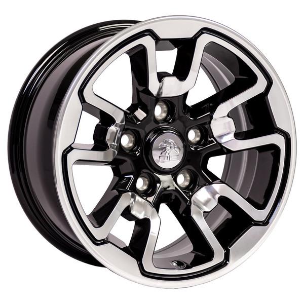 RAM Rebel Wheels