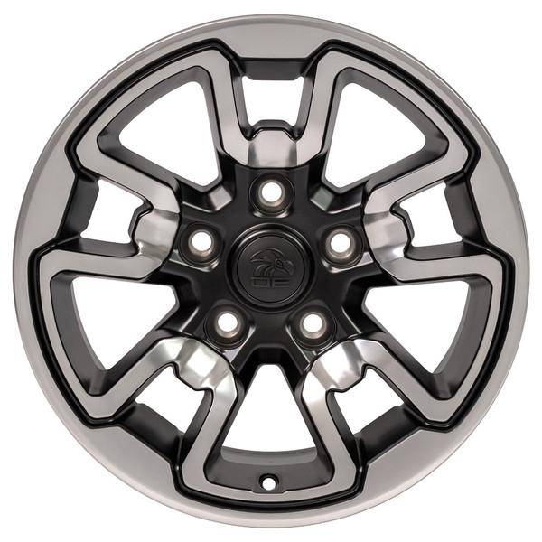 RAM 1500 Rebel Style Wheel