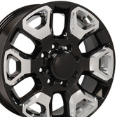 8lug Dodge Truck Wheel