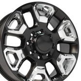 8 lug wheels for Dodge RAM Trucks