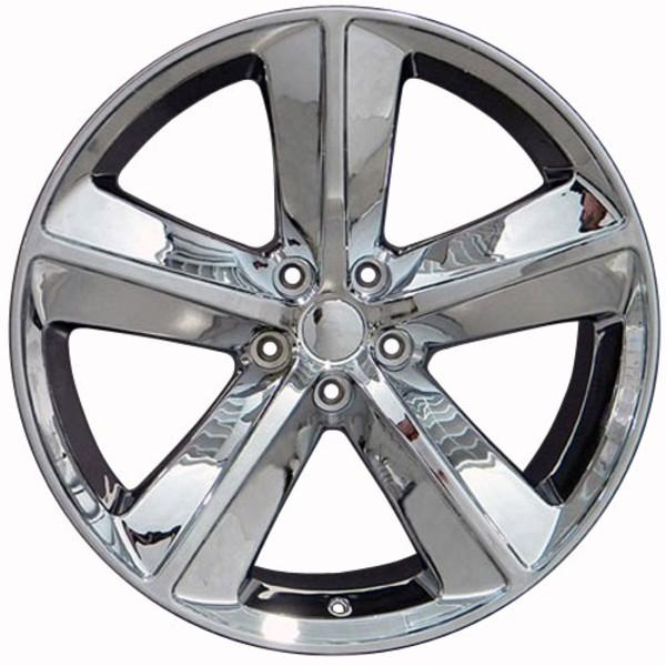 Dg05 20 Inch Chrome Rims For Dodge Challenger Charger Srt