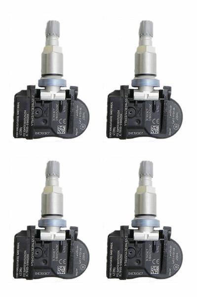 Jaguar XJ 2013-2014-2015, TPMS, tire sensor, tire pressure sensor, tire pressure monitor sensor