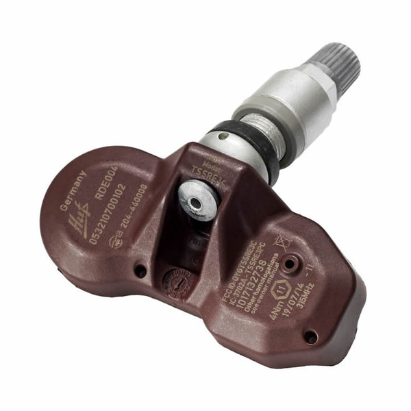 Porsche Carrera tire pressure sensor