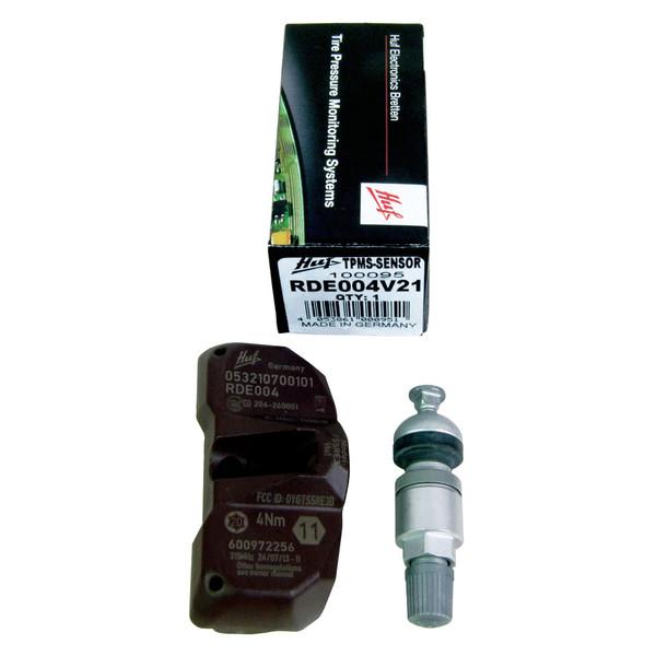 Porsche Boxster tire pressure sensor