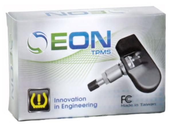 Smart tire pressure monitor sensor