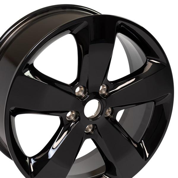 Black Altitude Wheels
