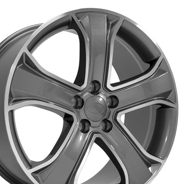 Land Rover Range Rover Style Replica Wheel Gunmetal 20x9 5