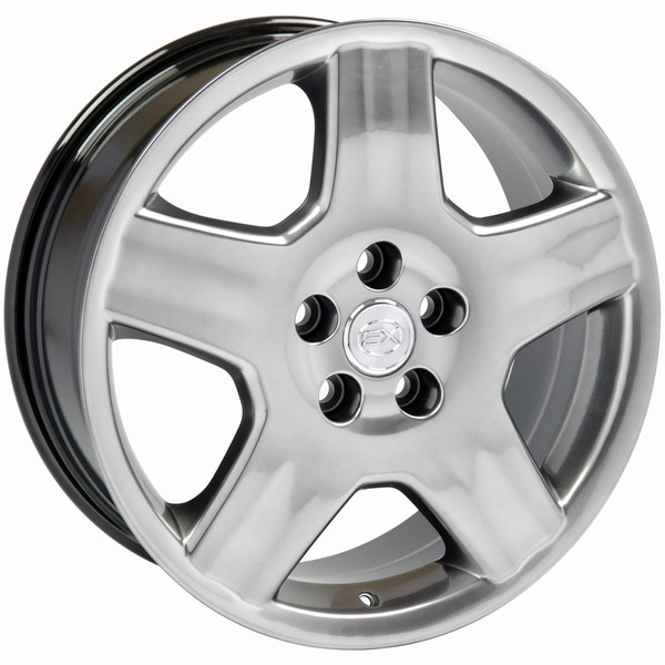 LS430 Rims Hollander 74179 Black