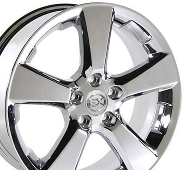 Lexus RX Rims Hollander 74171