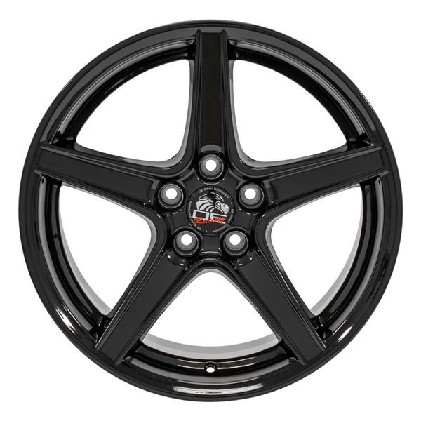 Mustang Saleen Wheel