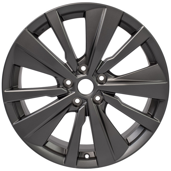 Granite Crystal Nissan Wheel