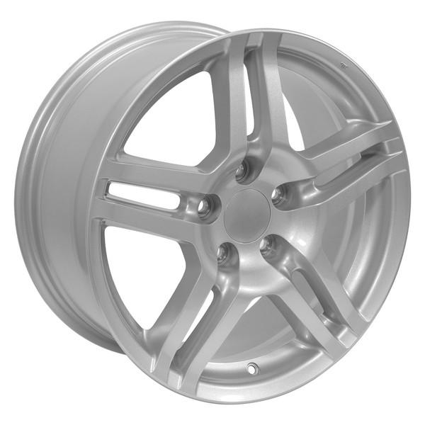 Acura TL Style Replica Wheels Silver 17x8 SET
