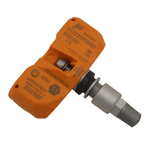 Tire pressure monitor sensor for Porsche 911 2005-2008, Porsche 911 2009, Porsche Boxster 2005-2008, Porsche Carrera 2004-2006, Porsche GT3 2007-2008 TPMS