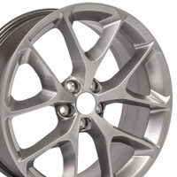 2019 Dodge Charger Rims