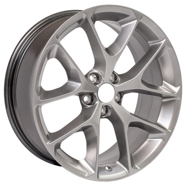 2019 Dodge Wheels