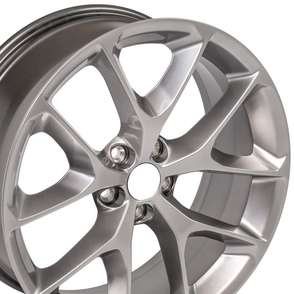 2019 Dodge Charger Wheels