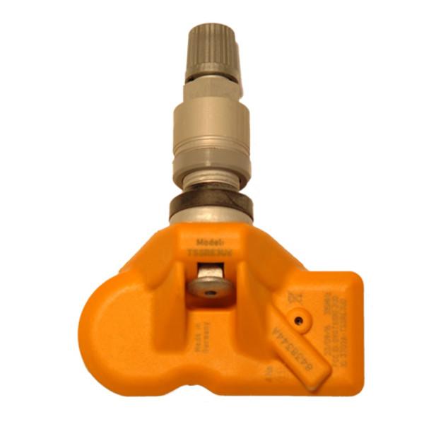 Wheel air pressure sensor for Audi A4 2002-08, Audi A6 2004-09, Audi Q7 2007-09, Audi R8 2008-12, Audi R8 2014-17, Audi RS4 2007-08, Audi RS7 2014-16, Audi S4 2002-09, Audi S6 2007-09