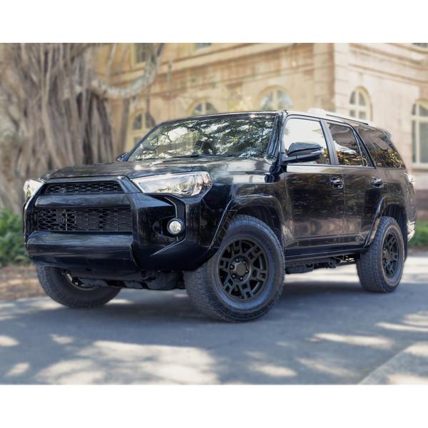 17 Wheel Fits Toyota 4runner Ty16 17x7 Gloss Black Hollander 75167