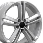 Jetta style fits VW jetta silver