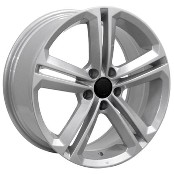 jetta style wheel fits vw beetle silver