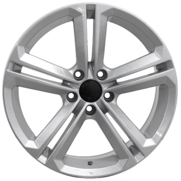 jetta style wheel fits ve passat silver