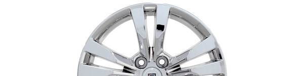 PVD Chrome Wheels Made in USA