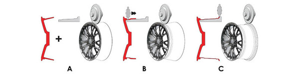 flow formed wheels manufacturing process