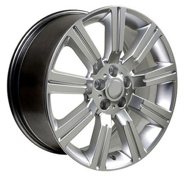 Stormer Wheels for Land Rover
