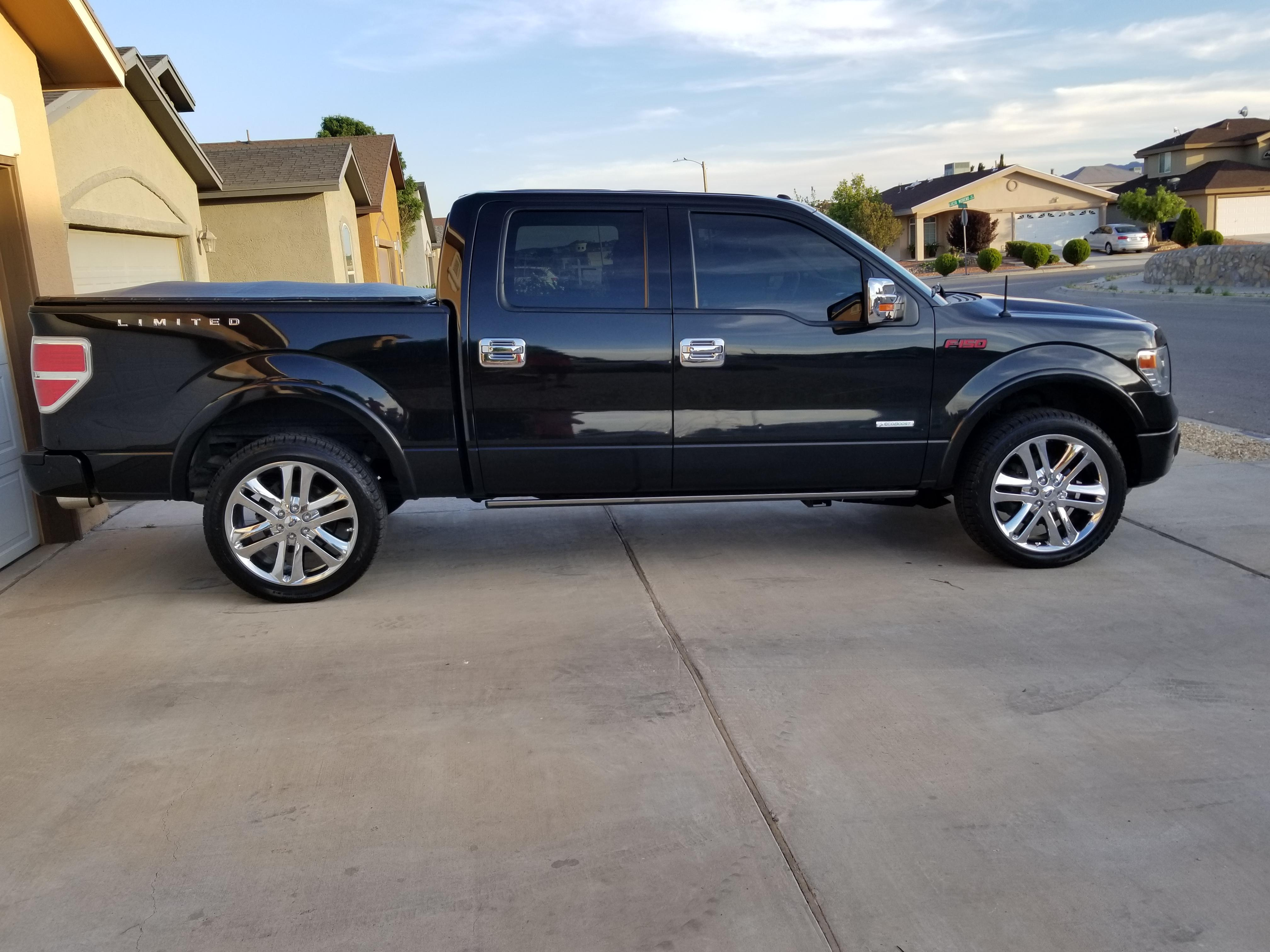 Fits Ford F150 Wheels Fr76 Ford F150 Rims Chrome 22 Inch Ford Truck Rims