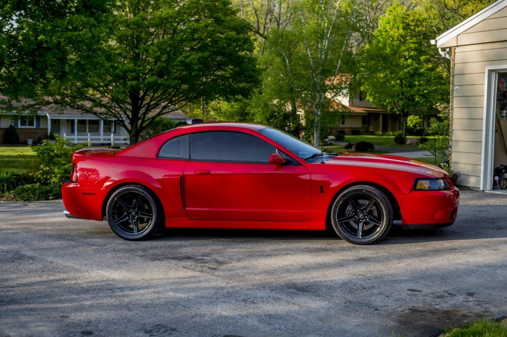 2017 Saleen Mustang >> 18x10/18x9 Wheels for Ford Mustang Saleen FR06B Black Rims SET