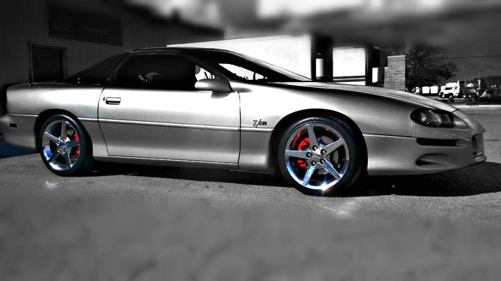 99 Camaro Ss Rims Www Pixshark Com Images Galleries