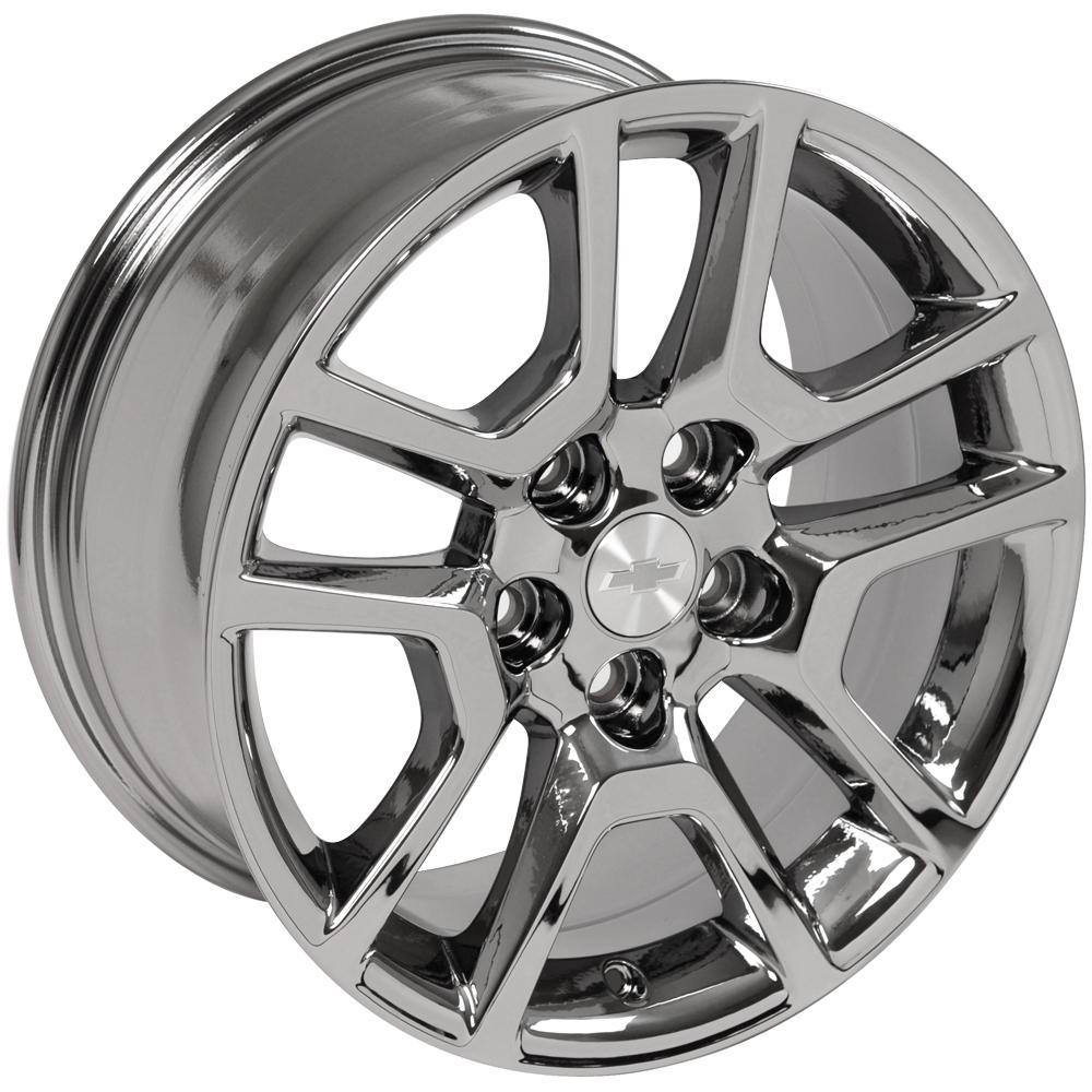 Chevrolet Malibu Pvd Chrome Wheel