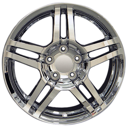 "17"" Chrome TL Style Set Of 4 Rims Fit Acura CL-S TL-S RL 3"