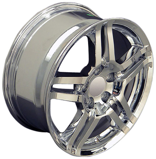 Acura TL Style Replica Wheel Chrome 17x8