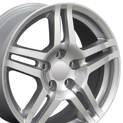 "17"" Silver TL Wheels Set Of 4 Rims Fit Acura CL-S TL-S RL"