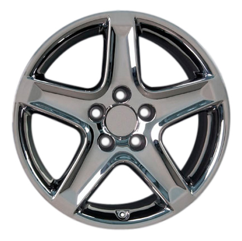 Acura Wheels on One Wheel 17  Chrome Wheels Rims Fit Acura Cl Tl Rl   Ebay