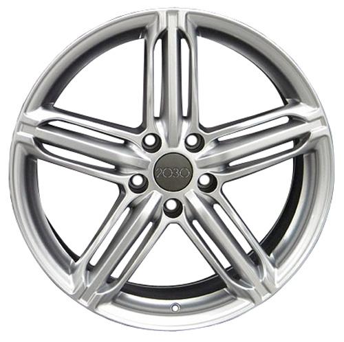 Audi Rs6 Style Replica Wheels Hyper Silver 18x8 Set