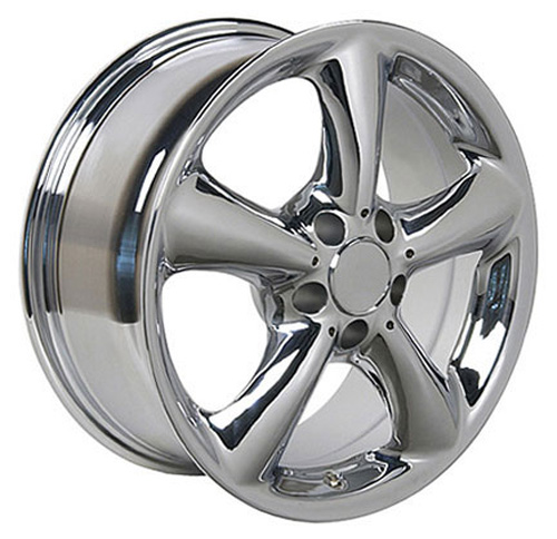 17 fits mercedes benz c class wheel chrome 17x7 5