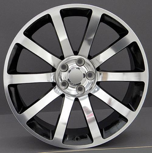 Chrysler 300 SRT Wheels