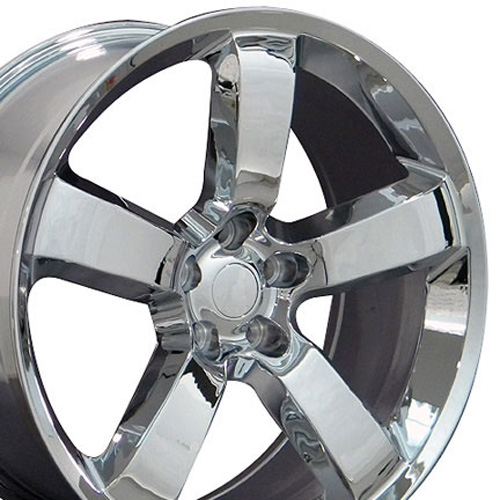 Dodge Charger SRT Style Replica Wheel Chrome 40x40 Unique Dodge Charger Lug Pattern
