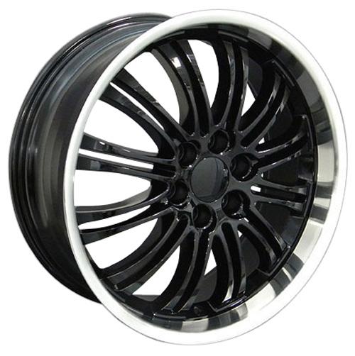 Cadillac Escalade Style Replica Wheels Black 22x9 SET