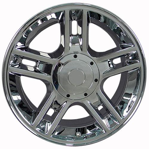 "20"" Rim Fits Ford F150 Harley Wheel Chrome 20x9"