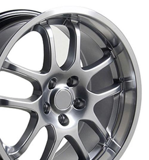 Wheels on Oe Infiniti 10spk H P 2 X Jpg