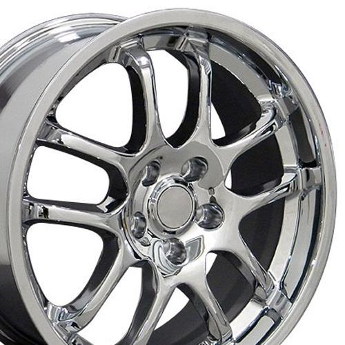 18 Quot Chrome Rims Fit Infiniti G35 Sedan Nissan 350z Rims Fit Infiniti Ebay