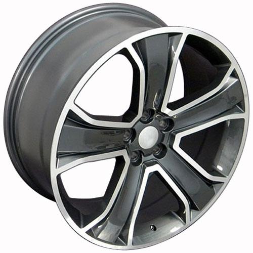 "20"" Wheel Fits Land Rover Range Rover LR08 20x9.5 Gunmetal"